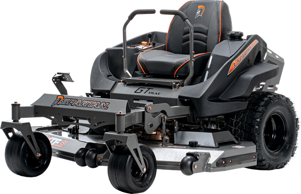 Spartan RZ Series Mower